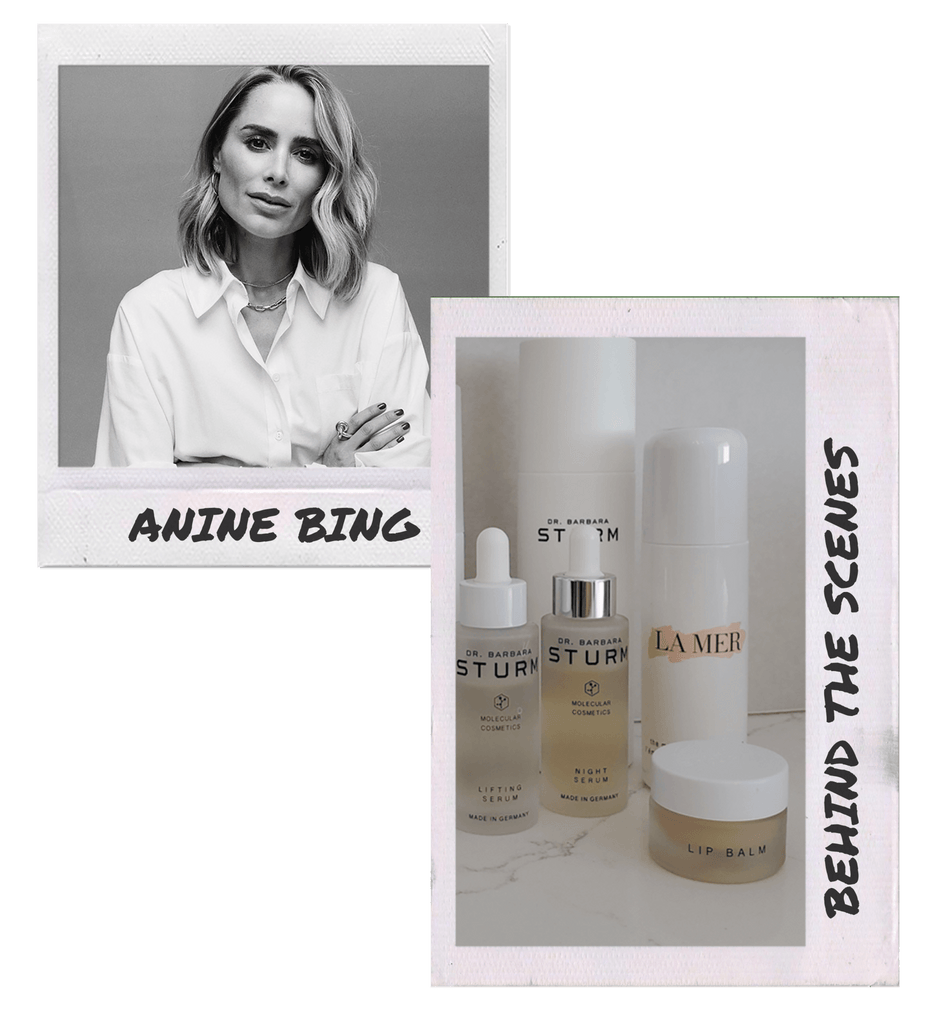 LEADERS BEHIND THE SCENES WITH ANINE BING | SKIN & GOODS