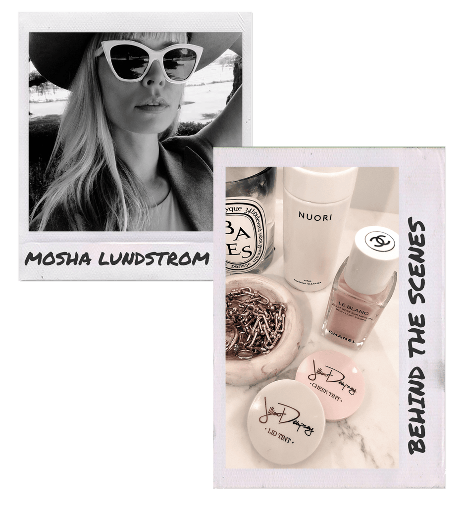LEADERS BEHIND THE SCENES WITH MOSHA LUNDSTROM | SKIN & GOODS