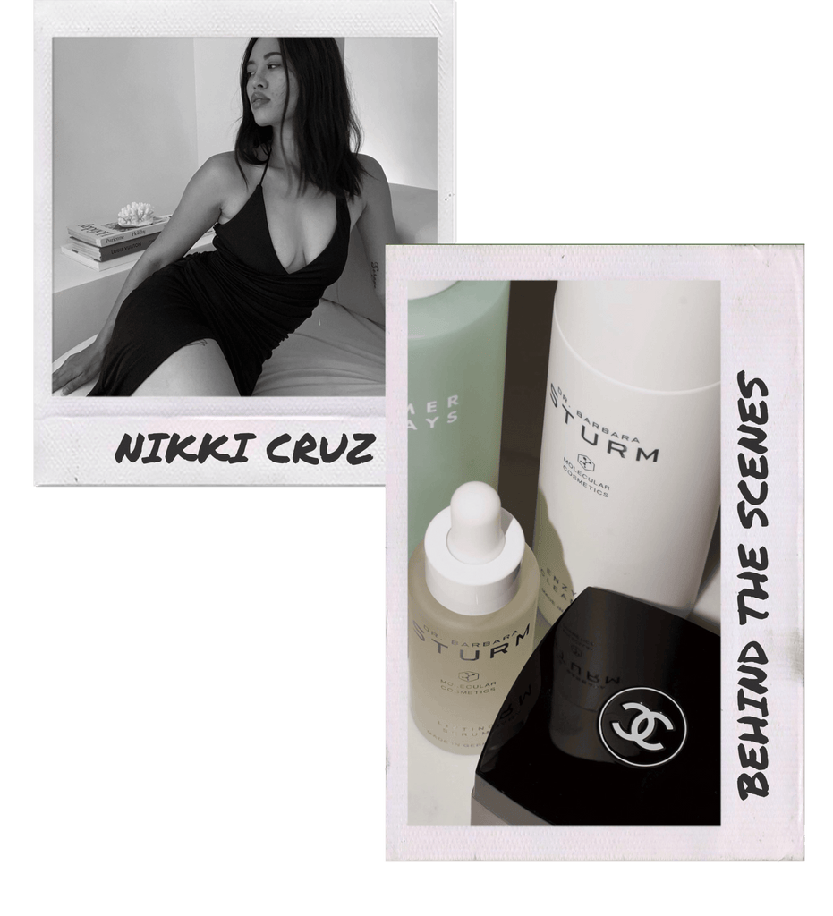LEADERS BEHIND THE SCENES WITH NIKKI CRUZ | SKIN & GOODS