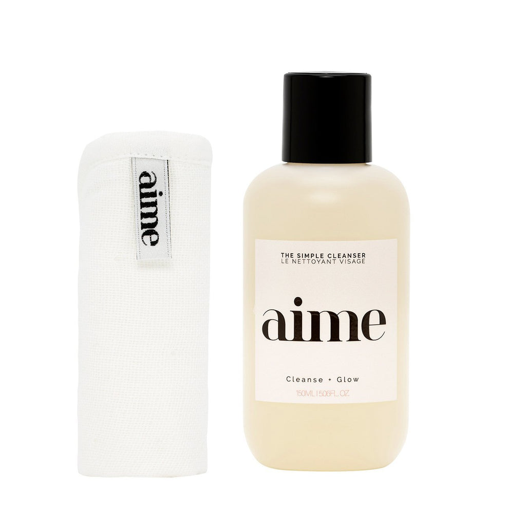 AIME - THE SIMPLE CLEANSER - SKIN & GOODS