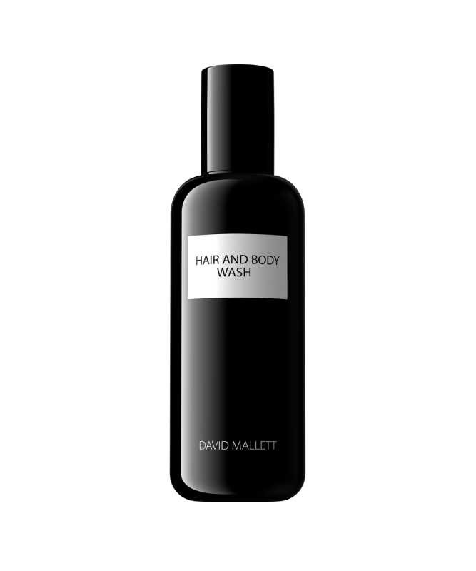 DAVID MALLETT - HAIR & BODY WASH - SKIN & GOODS