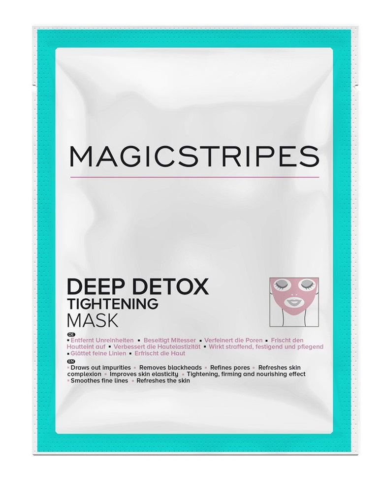 MAGIC STRIPES - DEEP DETOX TIGHTENING MASK - SKIN & GOODS