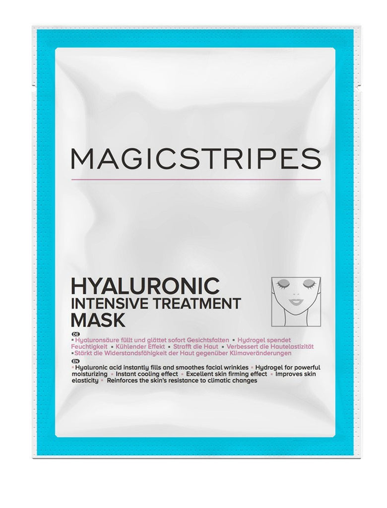 MAGIC STRIPES - HYALURONIC INTENSIVE TREATMENT - SKIN & GOODS