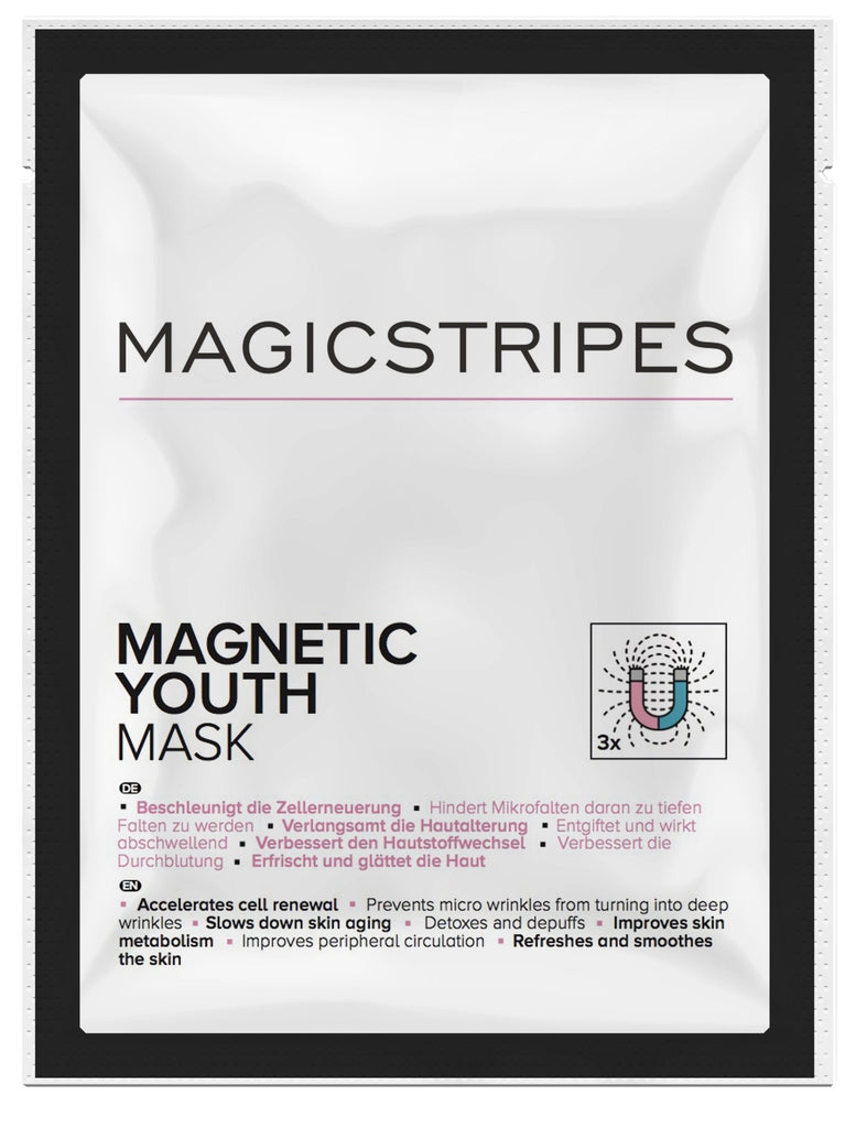 MAGIC STRIPES - MAGNETIC YOUTH MASK - SKIN & GOODS