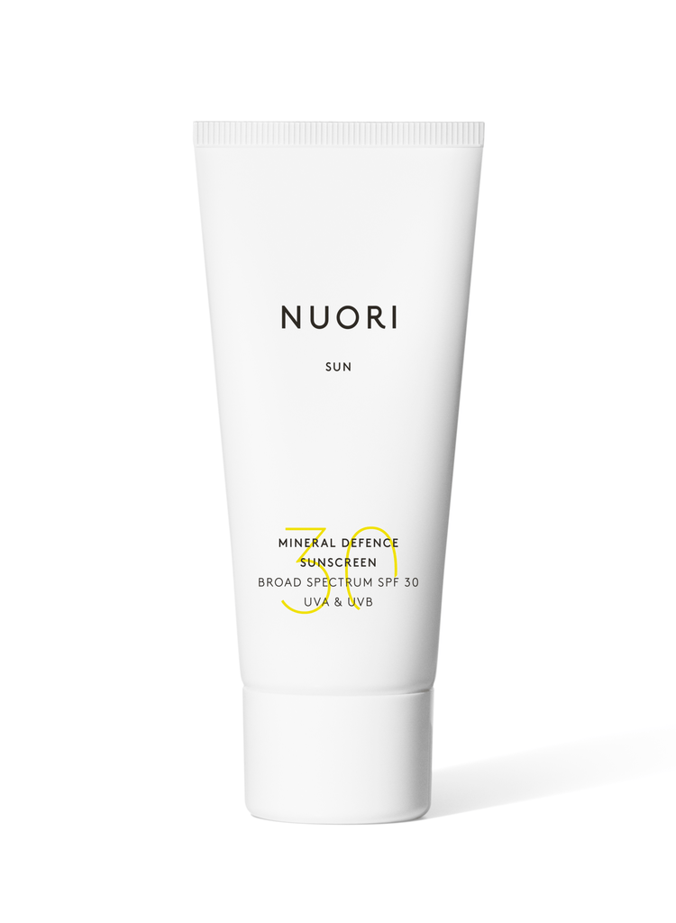 NUORI - MINERAL DEFENCE SUNSCREEN - SKIN & GOODS