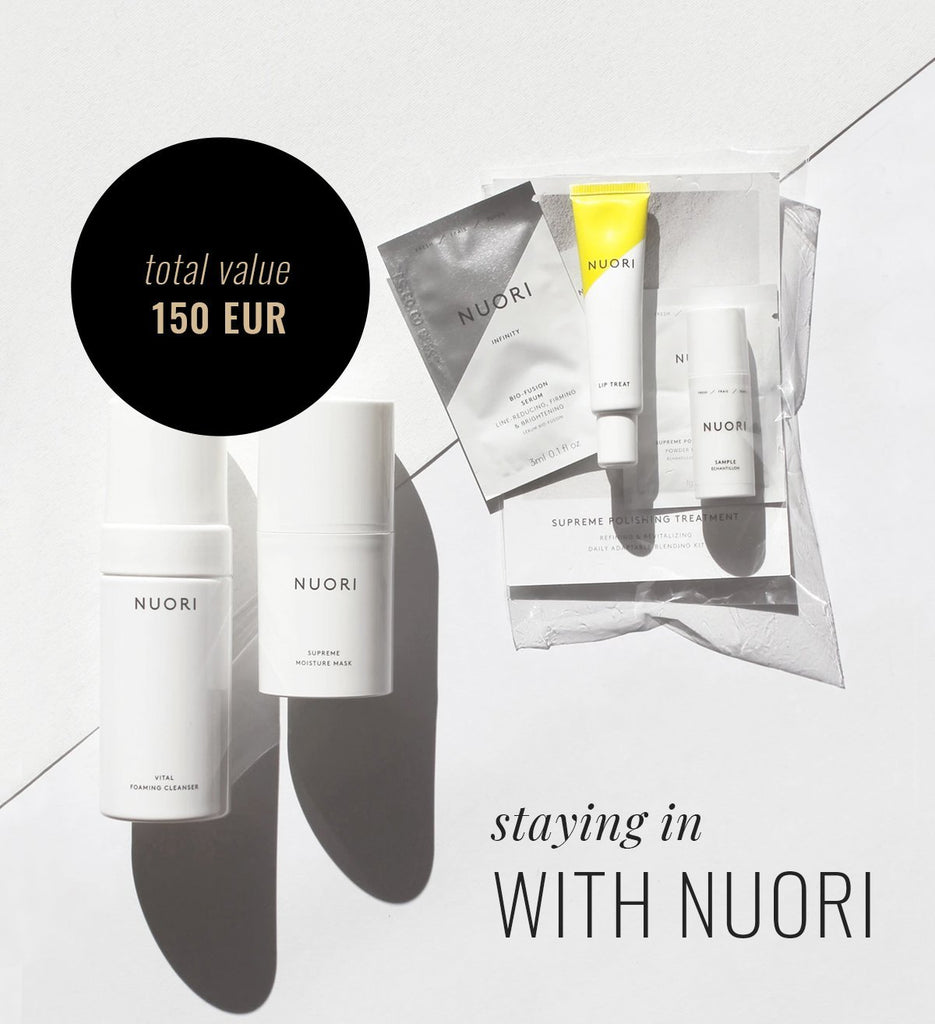 NUORI - NORDIC HOME SPA KIT - SKIN & GOODS