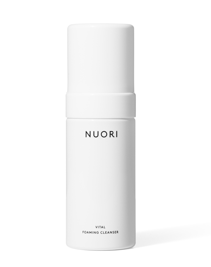 NUORI - VITAL FOAMING CLEANSER - SKIN & GOODS