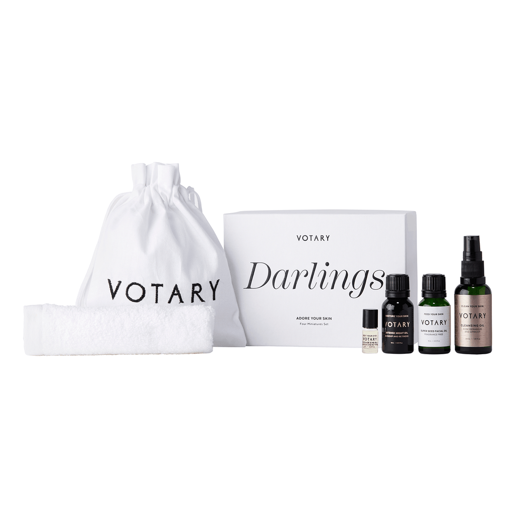 VOTARY - DARLINGS GIFT BOX SET - SKIN & GOODS