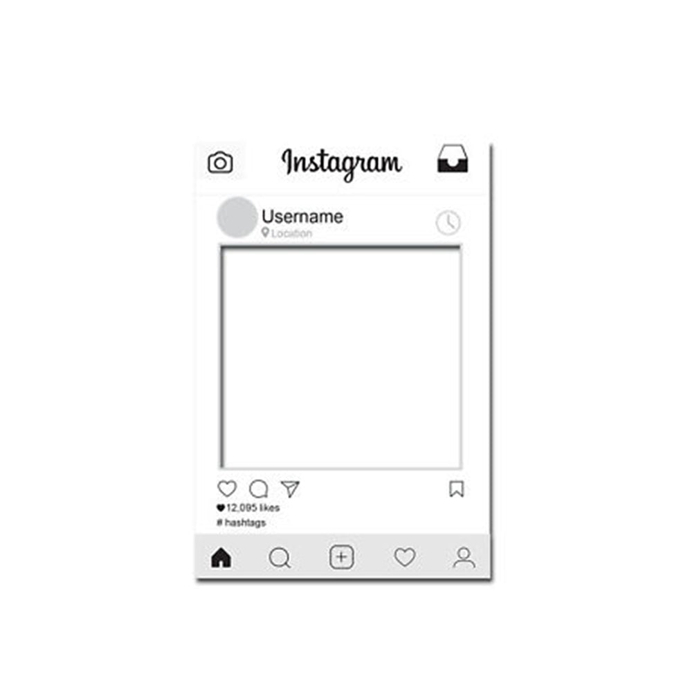 Instagram Frames – The Printing Outlet