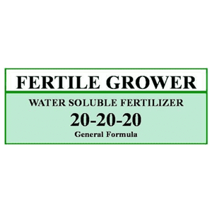 20-20-20 Liquid Soluble Fertilizer