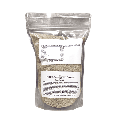 Hancock's Common Bermuda Grass Seed (Coated & Un-hulled)