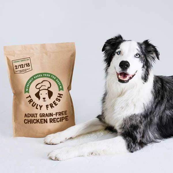 Fresh oven baked grain free dog food truly fresh calculate price and delivery interval forumfinder Choice Image
