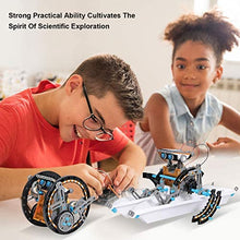 Solar Robot Kit 12-in-1 Educational Science Kit