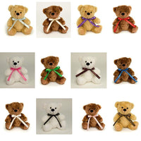 Wholesale Stuffed Animals -  One Spool of Custom-Printed Ribbon