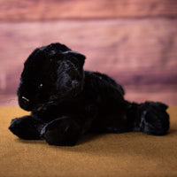 "Wholesale Stuffed Animals -  12"" Floppy Panther  -  850"