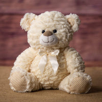 "Wholesale Stuffed Animals -  10"" Curly Bear Asst  -  9710"