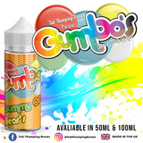 Gumbo's Gummy of Bears 100ml