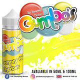 Gumbo's Lemon of Sherbet 50ml