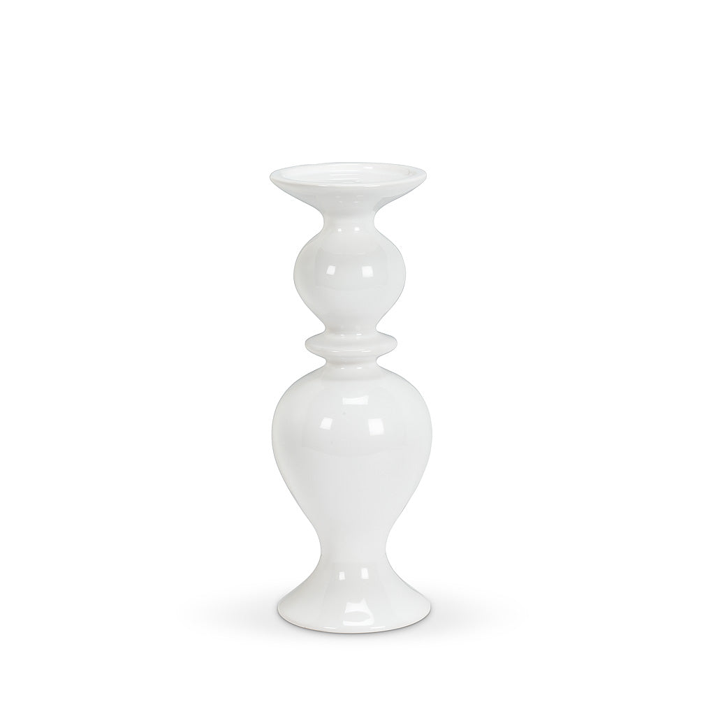 Shapely Pillar Candle Holder