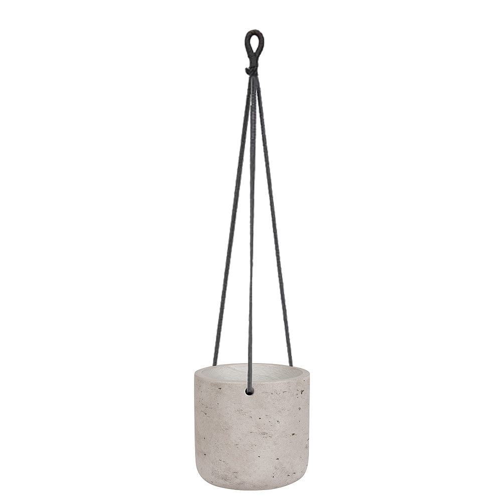 Concrete Hanging Planter