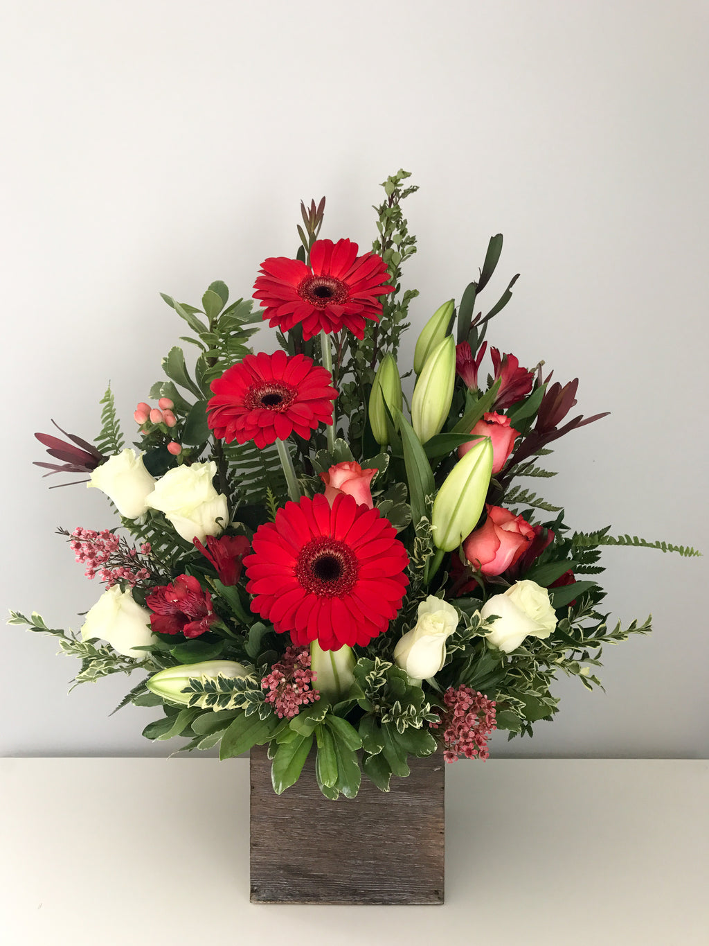Warm Embrace - Sympathy Arrangement