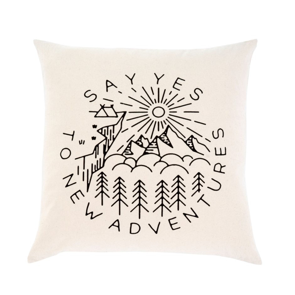 New Adventures Cushion
