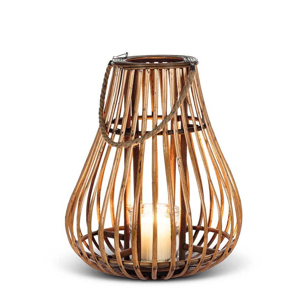 Teardrop Willow Lantern