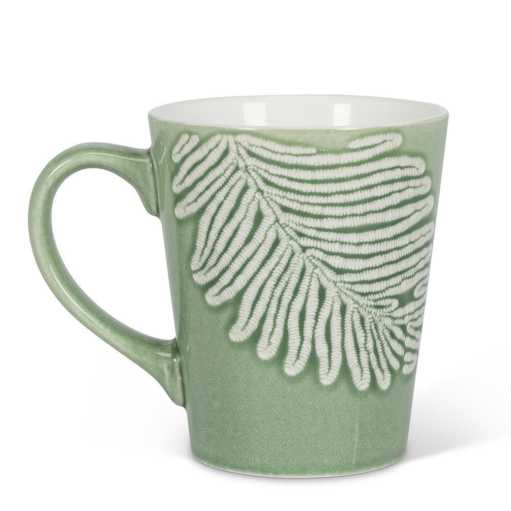 Jungle Leaf Mug