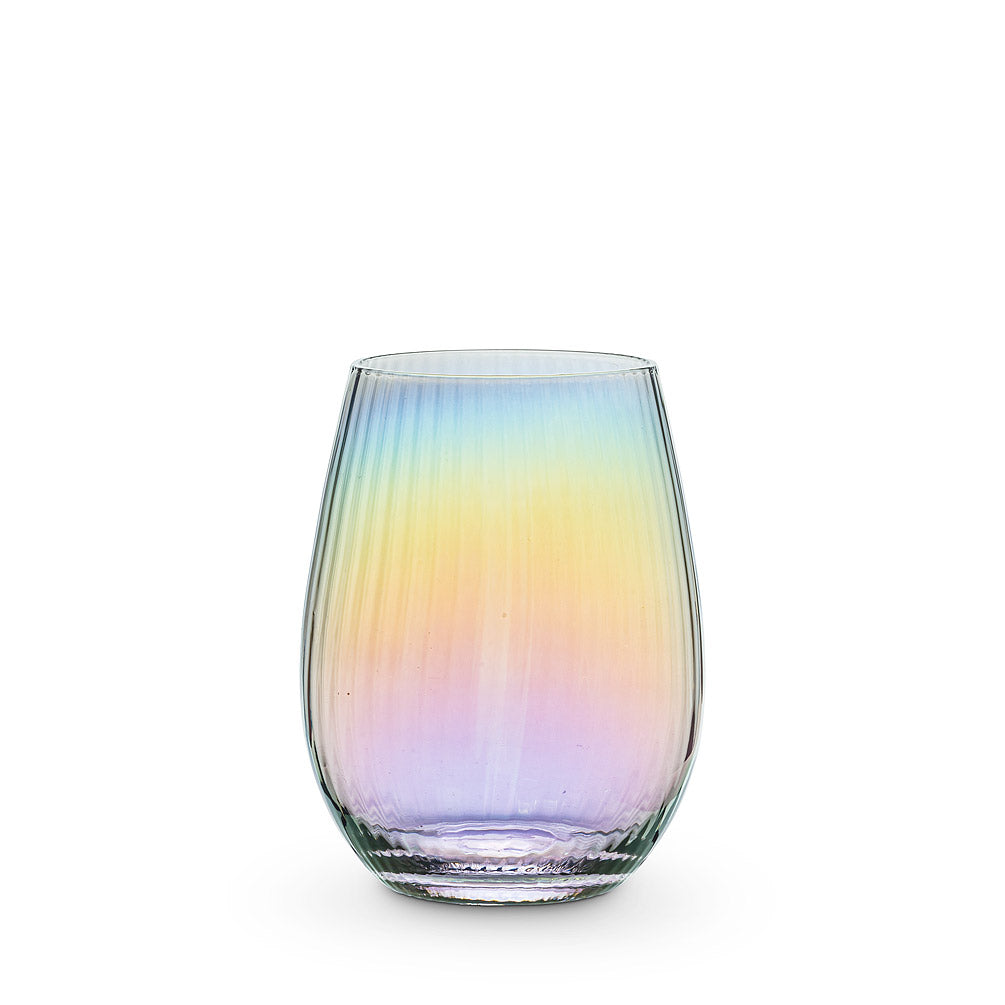 Optic Stemless Wine Glass