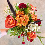 Designer's Choice Hand-Tied Fall Bouquet