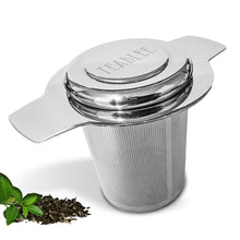 Teablee Tea Strainer for Brewing Loose Leaf Tea in Your Cup or Mug