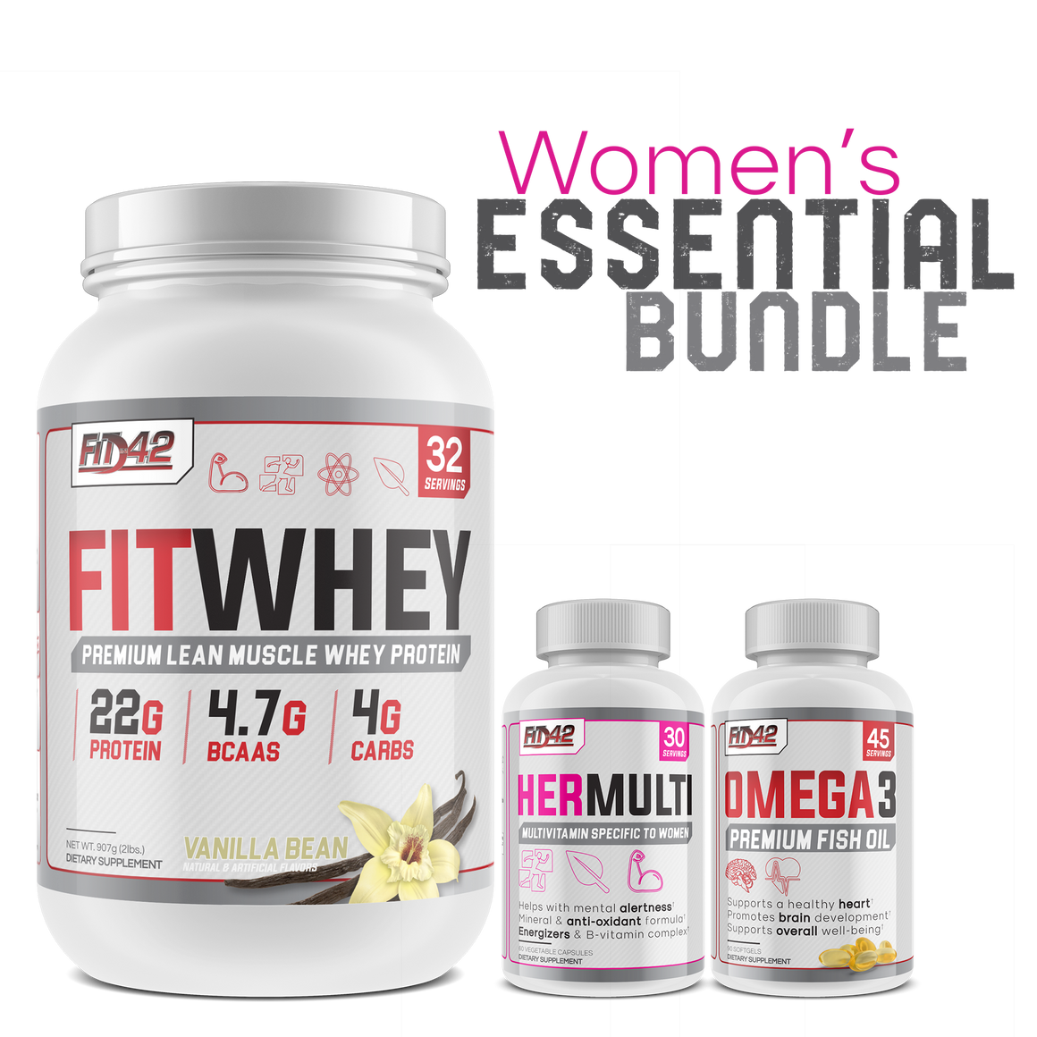 Women's Essential Bundle *BEST VALUE*