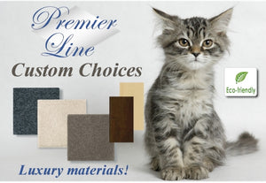 premier line luxury cat scratching posts