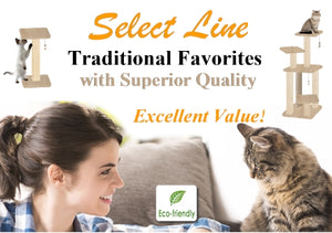 select line cat scratching posts