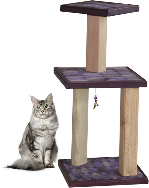 Barchan Model Scratching Post
