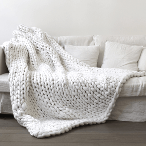 MyKnitted™ Cozy Blanket