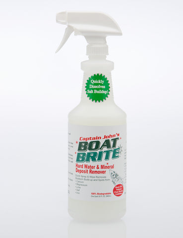 Boat Brite Hard Water & Mineral Deposit Remover For Boats