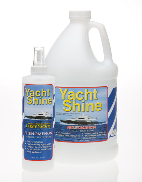 Boat Polishing & Protecting