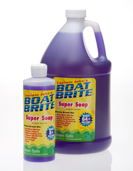 boat cleaner and all purpose yacht cleaning soap