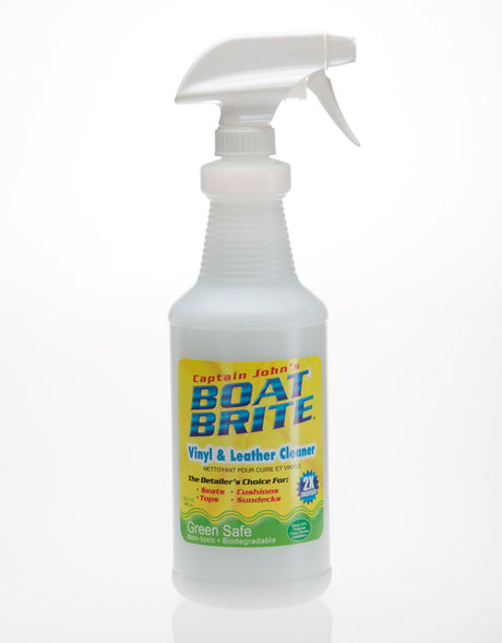 Boat Brite Vinyl & Leather Cleaner