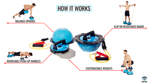 OTTO: Functional Training Workout Complete System