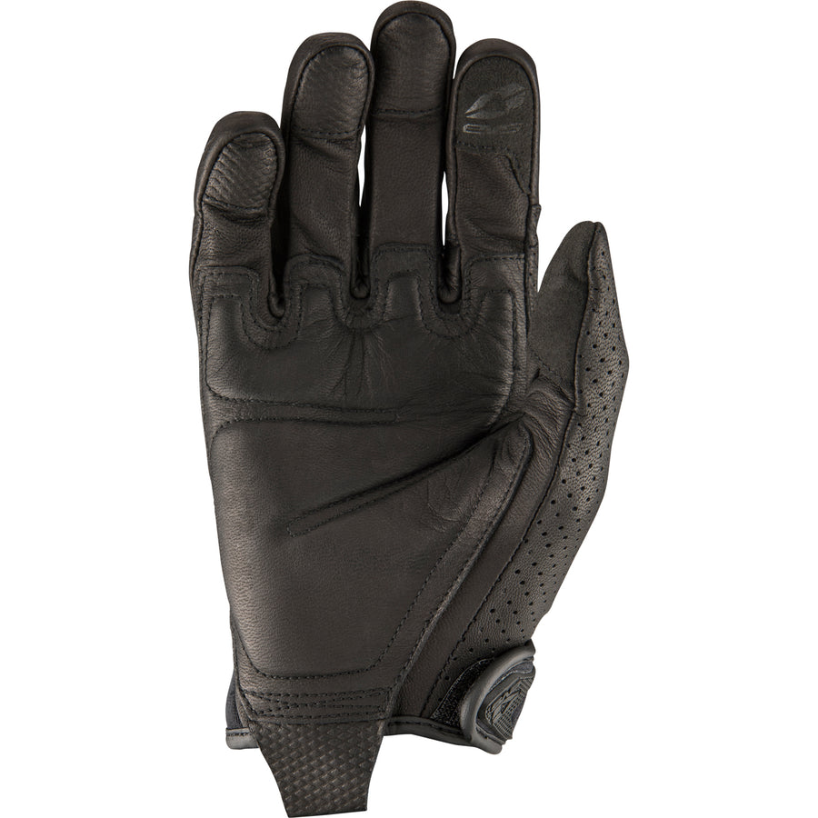 Enforcer Street Glove - Black - EVS Sports - Motocross Protection Gear