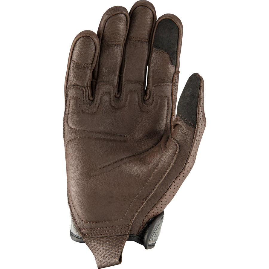 Enforcer Street Glove - Grey - EVS Sports - Motocross Protection Gear