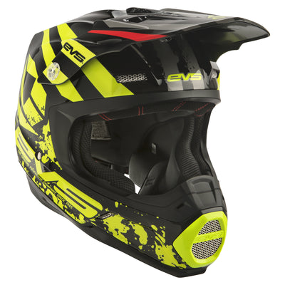 EVS Sports - T5 Helmet - Grappler Black