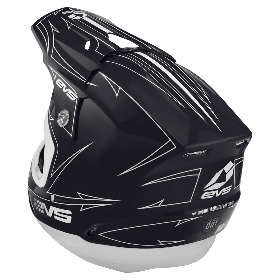 T5 Helmet - Pinner Black