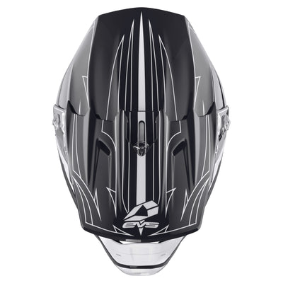 EVS Sports - T5 Helmet - Pinner Black