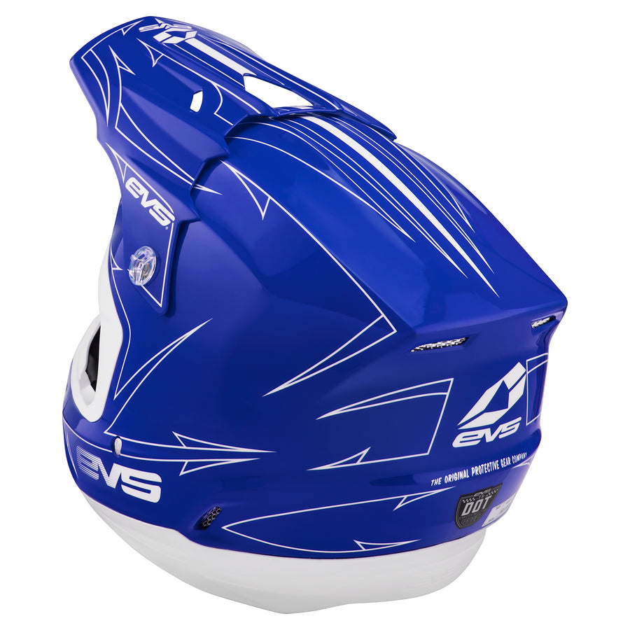 T5 Helmet - Pinner Blue