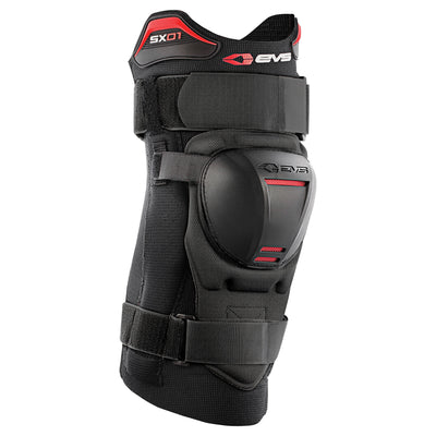 SX01 Knee Brace - Single - EVS Sports - Motocross Protection Gear
