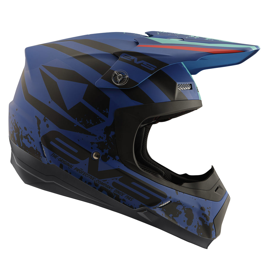 T5 Helmet - Grappler Matte Dark Blue