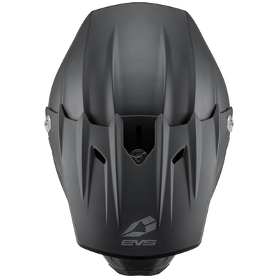 EVS Sports - T5 Helmet - Solid Black